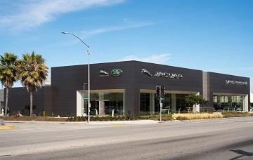 Jaguar Land Rover South Bay Photo
